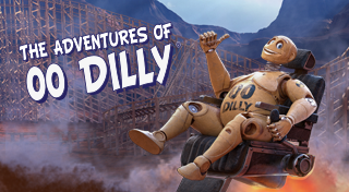 The Adventures of 00 Dilly [US]