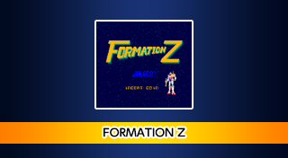 Arcade Archives - Formation Z
