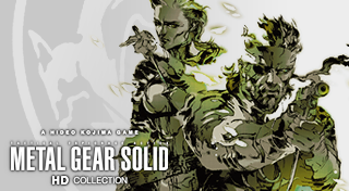 Metal Gear Solid 3 : Snake Eater HD
