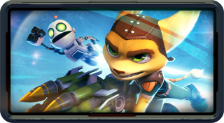 Ratchet & Clank : QForce