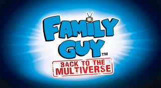 Family Guy : Back to the Multiverse