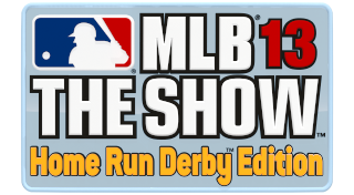 MLB 13 The Show - Home Run Derby Edition