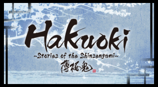 Hakuoki : Stories of the Shinsengumi