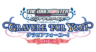 TV Anime Idolm@ster Cinderella G4U! Pack Vol.8 [JP]