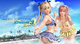 Dead or Alive Xtreme 3 Fortune [JP]