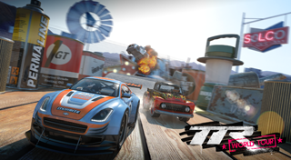 Table Top Racing : World Tour