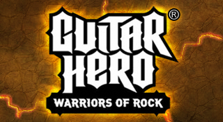 Guitar Hero : Warriors of Rock