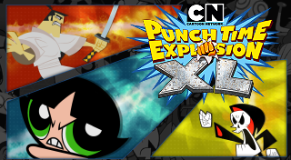 Cartoon Network : Punch Time Explosion XL [US]