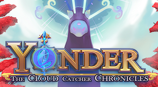 Yonder : The Cloud Catcher Chronicles [US]
