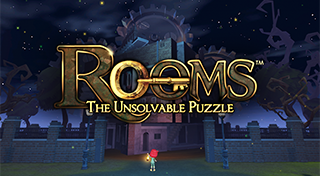 Rooms : The Unsolvable Puzzle [JP]