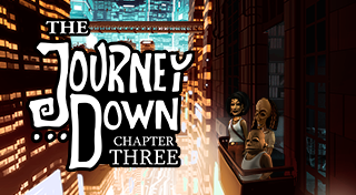 The Journey Down : Chapter Three