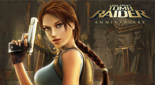 Tomb Raider Anniversary HD