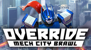 Override : Mech City Brawl