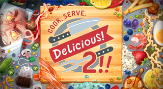 Cook, Serve, Delicious! 2!! [US]