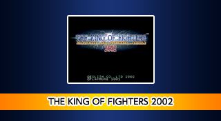 ACA NeoGeo The King of Fighters 2002