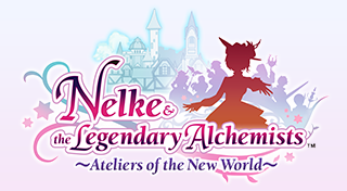 Nelke & the Legendary Alchemists : Ateliers of the New World