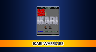 Arcade Archives - Ikari Warriors