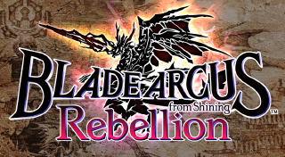 Blade Arcus Rebellion from Shining [JP]