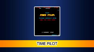 Arcade Archives - Time Pilot