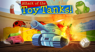 Attack of the Toy Tanks [US]