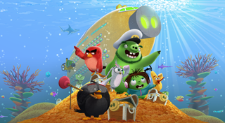 The Angry Birds Movie 2 VR : Under Pressure