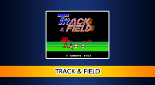 Arcade Archives - Track & Field