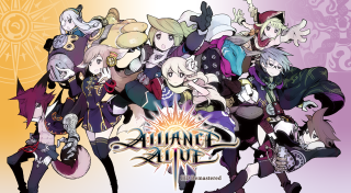 The Alliance Alive HD Remastered [HK]