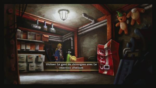 Monkey Island  Ascenseur