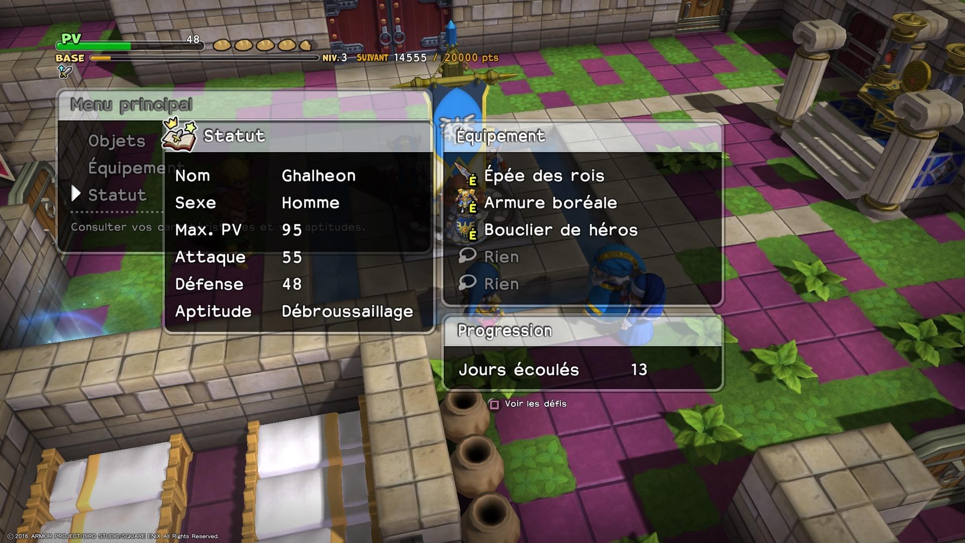 Dragon Quest Builder Psthc