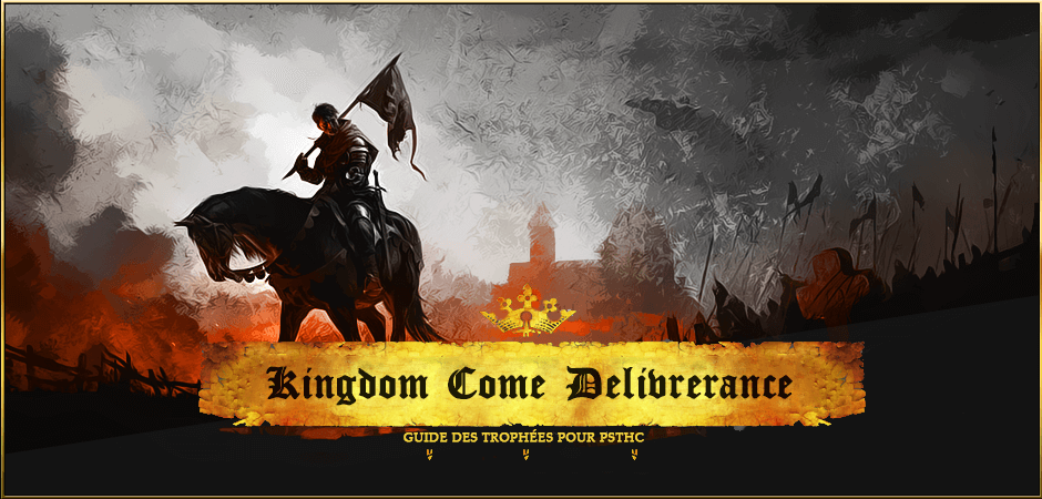 Carte Au Tresor 3 Kingdom Come.Psthc Fr Trophees Guides Entraides Kingdom Come